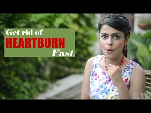 Heartburn – Top 3 Natural Home Remedies