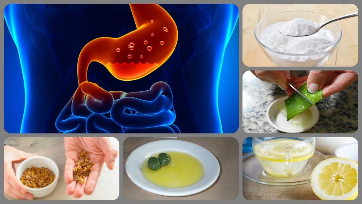 10 Raw Remedies to Get Rid Of Heartburn & Acid Reflux