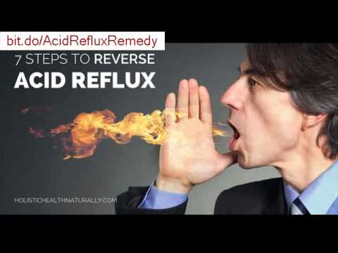 Heartburn Home Remedy Natural Cure For Acid Reflux Treatment