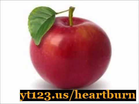 How To Cure Heartburn At Home