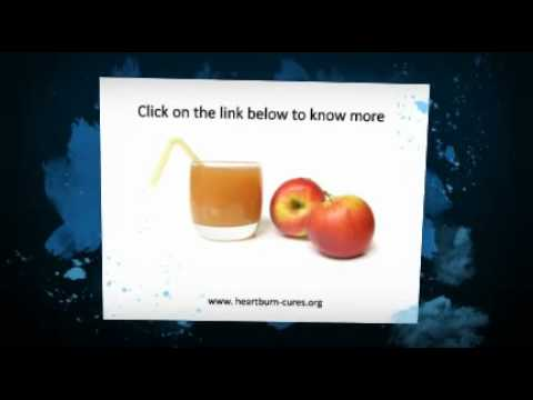 Try a Natural Cure for Heartburn